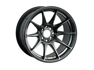 Xxr 527 18x8 5x108/5x112 42et 73.1mm chromium black wheel