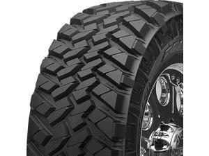 (1) New Nitto Trail Grappler M/T 35X11.50R17/6 118Q Tires