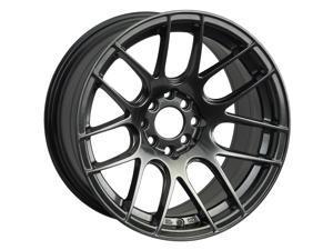 Xxr 530 19x8.75 5x114.3/5x120 35et 73.1mm chromium black wheel