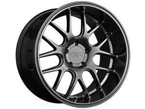 Xxr 530d 18x9 5x114.3 35et 73.1mm chromium black wheel