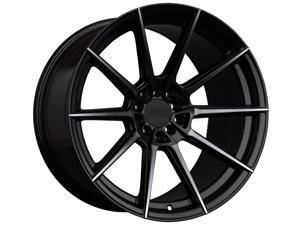 Xxr 567 18x9.5 5x100/5x114.3 38et 73.1mm phantom black wheel