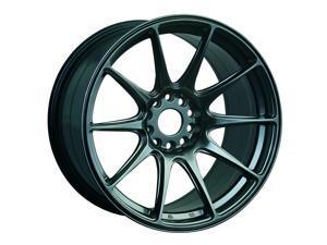 Xxr 527 18x9.75 5x100/5x114.3 35et 73.1mm flat black wheel