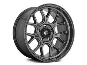 Fuel tech 17x9 6x135 01et 87.1mm gd -matte gun wheel