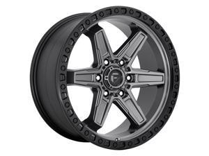Fuel D698 Kicker 6 Matte Anthracite 17x9 6x139.7 1mm (D69817908450)