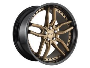 Niche M195 Methos Bronze Black 20x9 5x120 35mm (M195209021+35)