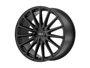 "Helo HE894 20x8.5 5x4.5"" +38mm Satin Black Wheel Rim 20"" Inch"
