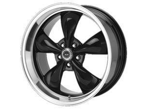 American Racing AR105 Torq Thrust M 16x7 5x115 +35 Gloss Black Wheel Rim 16 Inch