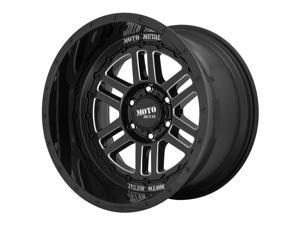 Moto Metal MO800 Deep Six Gloss Black Milled 20x12 5x139.7 -44mm (MO80021285344N)