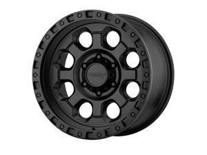 American Racing ar201 17x9 5x127 -12et 78.30mm cast iron black wheel