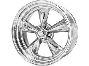 American Racing torq thrust ii 1 pc 15x8 5x114.3 -18et 83.06mm polished wheel