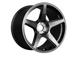 Xxr 575 18x8.5 5x114.3 35et Phantom Black wheel
