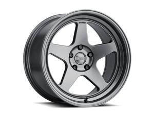 Kansei Wheels K12G Knp Gm 18x10.5 5x120 12et Gunmetal wheel