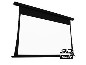 150? 16:9 EluneVision Reference Studio 4K White Fixed-Frame Screen � 1.0 Gain