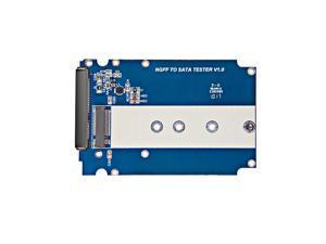 "EnLabs NGFF ( M2 ) SATA Based SSD to 2.5"" SATA Converter Adapter Card,SATA-Bus B Key, B+M Key NGFF SSD to SATAIII 6Gbps Adapter For 2230/2242/2260/2280mm"