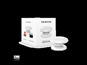Fibaro (FGPB-101-1 US) The Button Z-Wave Scene Controller, White