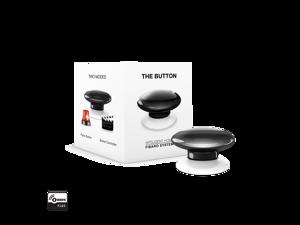 Fibaro (FGPB-101-2 US) The Button Z-Wave Scene Controller, Black