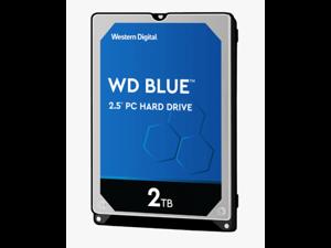 """New Western Digital WD WD20SPZX 2.5"""" 2TB SATA III 6Gb/s 7mm 128M Thin Hard Drive"""