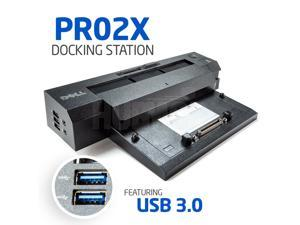 Dell E-Port Plus USB 3.0 Docking Station Latitude E6530 E6540 E6430 E6440 E6330 (NO AC ADAPTER)