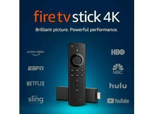 NEW Amazon Fire Tv Stick 4K UHD w/Alexa Voice Remote Latest Version 2019
