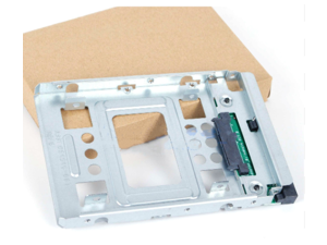 """(NOT FOR HOME PC!) For HP 2.5"""" SSD to 3.5"""" SATA Adapter Converter Tray SAS HDD Brackets 654540-001"""
