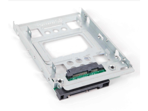 """For HP 2.5"""" to 3.5"""" Hard Drive 654540-002 HDD/SSD Adapter Bracket Tray w/Screws"""