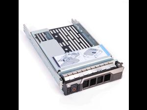 """3.5"""" Tray Caddy w/2.5"""" Adapter Bracket For Dell 9W8C4 Y004G F238F R730 R530 T330"""