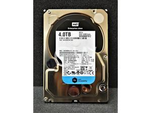 "WD4000F9YZ Western Digital 4TB 7.2K 6G 64MB 3.5"" SATA SERVER HDD Hard Drive"