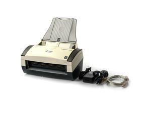 """Avision AW210 Color Simplex 34ppm 8.5""""x14""""CCD Sheetfed Scanner with Adapter"""