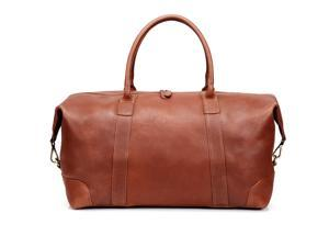 LederMann TheCultured Leather Duffle / Weekender / Travel Bag / Overnight / Holdall / Carry-on