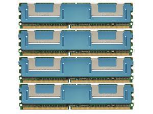 8GB 4x2GB 667MHz DDR2 ECC Fully Buffered FB-DIMM Memory for MA356LL/A Mac Pro (ALL MAJOR BRANDS)
