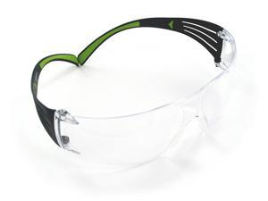 3M 66211 SecureFit Protective Eyewear SF401AF , Clear Anti-fog Lens
