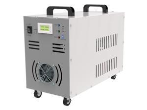 8000w/Peak 24000w Car Power Inverter Converter DC48 to AC 110v 60Hz Pure Sine Wave Off Grid