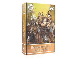 Guideball: Brewer's Guild Starter Set Season 1 Steamforged Games BBRE01-001