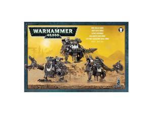 Warhammer 40k 50-37 Ork Kustom Boosta-blasta Brand New in Box!