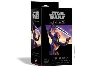 Fantasy Flight Games Star Wars Legion Rebel Sabine Wren Operative Expansion