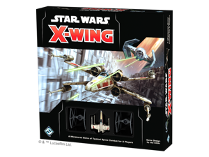 Star Wars X-Wing 2nd Edition Core Set FFG SWZ01