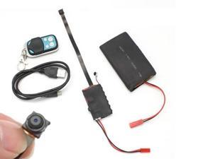 Securitytek HD 1080P Hidden Spy Camera DIY Module DVR CCTV Pinhole Camera Motion Detection ...