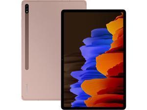 """Samsung Galaxy Tab S7 (SM-T870) 11"""" Tablet 128GB of Storage - Wi-Fi - Mystic Bronze"""