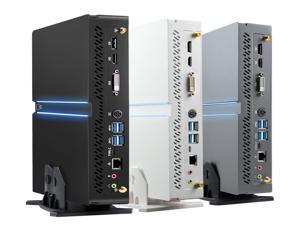 Gaming Mini PC Intel Core I5-9600KF GTX1060 6G 2*DDR4 Desktop Computer M.2 NVMe HD-MI 2.0 DP DVI 16GB Ram 240GB SSD Windows 10 Pro