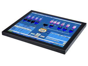 19 Inch Industrial Fanless 5 Wire Resistive Touch Panel PC J1900 Z16