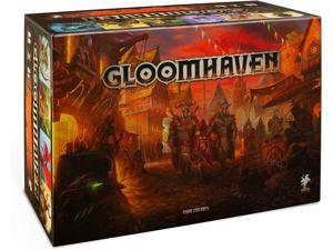 Gloomhaven Cooperative Fantasy Campaign w/ Plastic Miniatures Board Game Cephalofair Games CPH0201
