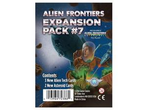 Alien Frontiers Expansion Pack 7 Latest Strategy Board Game Salute GSUH1014