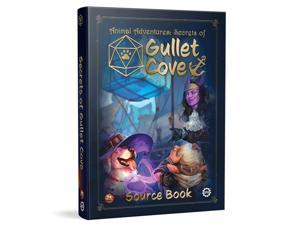 Animal Adventures: SoGC: Source Book Steamforged Games Ltd.