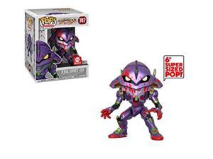 "Funko Pop Animation Evangelion Eva Unit 01 Bloody Variant 6"" Figure Collectible"