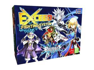 Exceed Fighting System BlazBlue Jin Box Fast-Paced Tabletop Arcade Game Board Game Level 99 Games