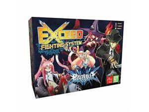Exceed BlazBlue Hazama Box Table-Top Fast-Paced Arcade Fighting Game Board Game Level 99 Games