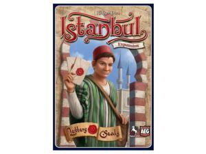 Alderac Entertainment Group AEG5887 Istanbul Letters & Seals Board Game