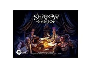 Shadow Games Backstabbing Competitive Fast Paced Strategic Steamforged Ltd.