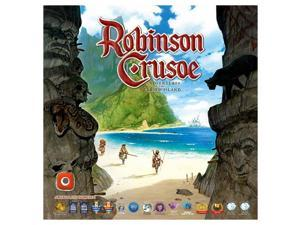 Robinson Crusoe 2nd Edition Strategy Family Fun Board Game Portal Games PLG0064