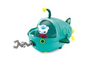 T7014 Fisher-Price Octonauts Gup A Deluxe Vehicle Playset